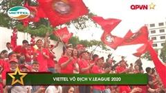 CLB Viettel giành chức vô địch V.League 2020