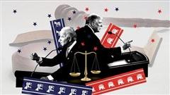 Bầu cử Mỹ: Kiện tụng, cáo buộc gian lận và bê bối – Một câu chuyện dài và buồn