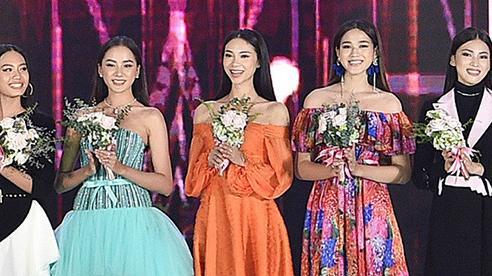 Công bố top 5 Người đẹp Thời trang Hoa hậu Việt Nam 2020: Doãn Hải My mất hút, 2 chân dài nổi bật và các mỹ nhân đáng gờm lên ngôi