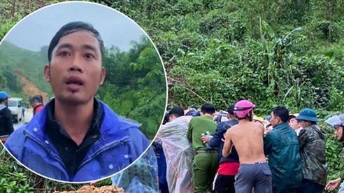 Nạn nhân vụ sạt lở núi bàng hoàng kể lại phút thoát chết: 'Tôi bị đất đá vùi, bò được ra ngoài cùng 1 người gãy chân'