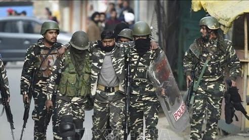 Đụng độ giữa quân đội Ấn Độ và Pakistan tại khu vực Kashmir