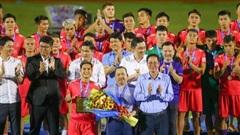 Nghịch lý chuyển nhượng cuối mùa: Đội hạng 3 V.League 'thay máu' 3/4 đội hình