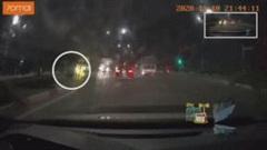 Phóng xe như bay 'thông chốt' CSCĐ, 2 thanh niên nhận cái kết đắng
