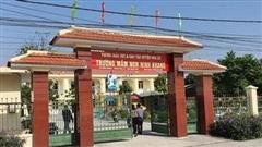 Ninh Bình: Bé 15 tháng tuổi bị bạo hành đến tím tái, trường đình chỉ công tác 2 cô giáo