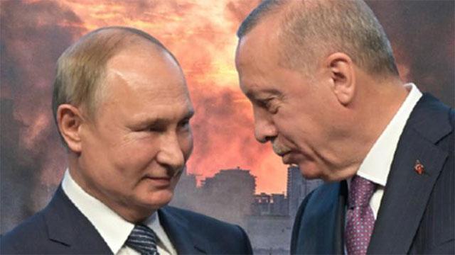 Ông Putin 'giăng bẫy', mưu đồ kéo Thổ Nhĩ Kỳ ra khỏi NATO: Không dễ!
