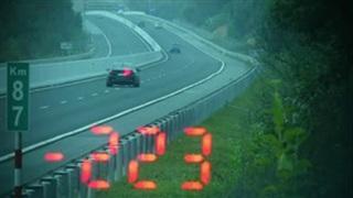 Bắt tài xế xe BMW lao vun vút với tốc độ 223km/h trên cao tốc Bắc Giang - Lạng Sơn