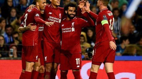 Liverpool chiếm gần nửa đội hình xuất sắc nhất thế giới năm 2020