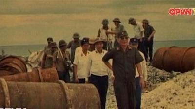 Tư duy chiến lược xây dựng quân đội của Đại tướng Lê Đức Anh
