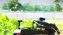 Robot trinh sát phóng xạ và hóa học RBH-18