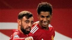 Bruno Fernandes tiết lộ lý do nhường Rashford đá 11m
