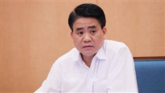Cựu Chủ tịch Hà Nội Nguyễn Đức Chung đối mặt với án phạt 10-15 năm tù
