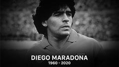 Diego Maradona qua đời: Vĩnh biệt một huyền thoại