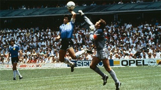 Maradona qua đời, nhớ lại 'Bàn tay của Chúa' gây tranh cãi trong lịch sử