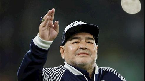 Sự nghiệp chìm nổi của Diego Maradona