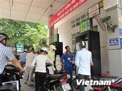 Giá xăng dầu tăng mạnh từ 15h chiều nay!