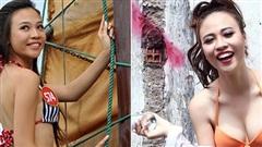 Sắc vóc của vợ hai Cường Đô la thời thi 'Hoa hậu Việt Nam'