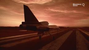 Máy bay siêu thanh vận chuyển dân dụng sắp hồi sinh