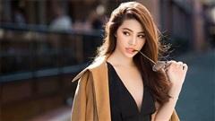 Hoa hậu từng vướng nghi vấn bán dâm nghìn USD chuyển sang ăn chay niệm Phật