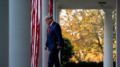 Hậu Bầu cử Mỹ 2020: Tổng thống Trump nêu điều kiện rời Nhà Trắng