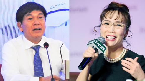Tỷ phú Trần Đình Long 'vượt mặt' bà Nguyễn Thị Phương Thảo, đứng thứ 2 trong nhóm tỷ phú giàu nhất