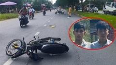 TP. HCM: Khởi tố 2 nam thanh niên tông CSGT gãy chân tại Bình Chánh