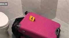 Vụ thi thể trong vali: Nghi phạm khai bỏ thuốc mê vào bia cho người bạn đồng hương uống rồi sát hại
