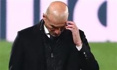 Real Madrid lại thua khó hiểu trên sân nhà