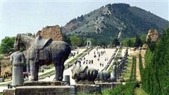 Những lăng tẩm đế vương đáng sợ nhất Trung Quốc: Lăng Tần Thủy Hoàng chỉ xếp thứ 2