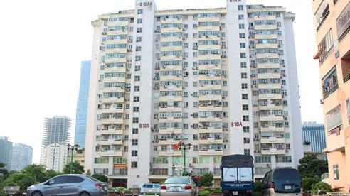 Thang máy chung cư cao tầng bất ngờ rơi tự do, nhiều người bị thương