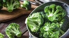 Bông cải xanh tốt cho người bệnh khớp