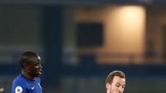 Chelsea hòa tẻ nhạt với Tottenham