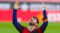 Messi tri ân huyền thoại Maradona, gây xúc động hàng triệu con tim