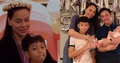 Nhìn quà sinh nhật Subeo tặng Hồ Ngọc Hà và Đàm Thu Trang là biết ngay tình cảm cậu bé dành cho hai người mẹ như thế nào