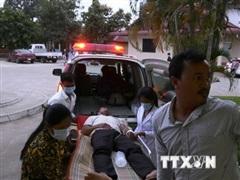 Ngộ độc rượu tại Campuchia, hơn 100 người nhập viện