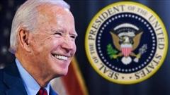 Hậu bầu cử Mỹ 2020: Ông Biden lần đầu tiên nhận Tin vắn Hàng ngày dành cho Tổng thống