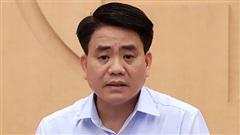 Cựu Chủ tịch TP.Hà Nội Nguyễn Đức Chung được xét xử kín