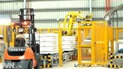 Sản xuất công nghiệp tiếp tục khởi sắc