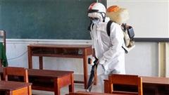 Hơn 2.000 học sinh TP Hồ Chí Minh nghỉ học để thực hiện công tác phòng chống Covid-19