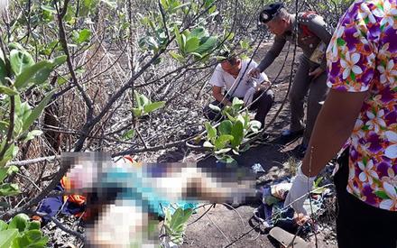 Nhìn thấy đôi chân thò ra từ bụi rậm, người lái xe phát hoảng khi phát hiện thi thể người phụ nữ khỏa thân và sự thật đầy mờ ám phía sau