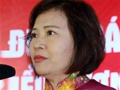 Khai trừ Đảng với nguyên Thứ trưởng Bộ Công Thương Hồ Thị Kim Thoa