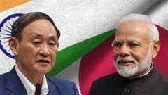 Nhật-Ấn có cái 'bắt tay vàng', gửi Trung Quốc trái đắng: Báo TQ vội nhắc nhở Tokyo một điều