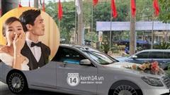 Trực tiếp đám cưới Công Phượng - Viên Minh tại Nghệ An: Chú rể chuẩn bị 'Mẹc' 7,4 tỷ đón dâu, lịch trình hôn lễ được công bố