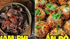 Điểm danh những đặc sản hàng đầu của mỗi quốc gia trên thế giới, ai đến mà không ăn thì coi như chưa từng đi du lịch nước đó!