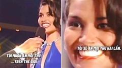 Màn ứng xử huyền thoại giúp cô gái 'giật' luôn vương miện Hoa hậu Hoàn vũ: 'Nếu có thể, tôi muốn ăn sạch mọi thứ trên thế giới 2 lần!'