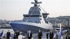 Israel điều chiến hạm đánh chặn đến Haifa