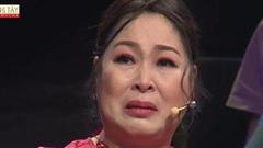 NSND Hồng Vân bật khóc: Cả cuộc đời này tôi không thể quên được, tổn thương tới bây giờ
