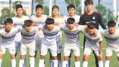 Đội bóng được bầu Đức cưu mang đặt mục tiêu khiêm tốn với dàn sao U17 Việt Nam
