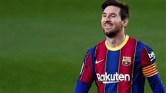 Chủ tịch tạm quyền Barca: 'Messi lẽ ra cần bán đi trong mùa hè'