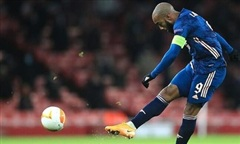 Clip trận Arsenal đại thắng ở Europa League