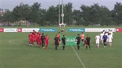 U21 Viettel chia điểm với U21 Hà Nội